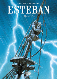 Esteban - Volume 2 - Hunted