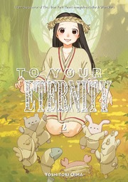To Your Eternity Volume 2