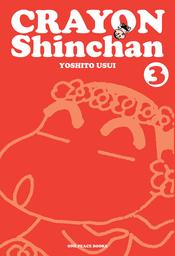 Crayon Shinchan Volume 3