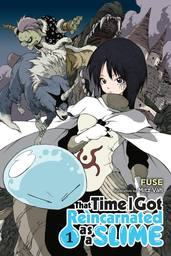 That Time I Got Reincarnated as a Slime Light Novel
