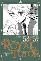 The Royal Tutor, Chapter 58 & 59