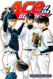 Ace of the Diamond Volume 7