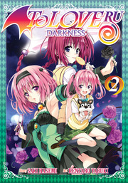 To Love Ru Darkness Vol. 2