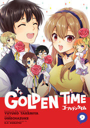 Golden Time Vol. 9