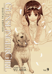 Gunslinger Girl Vol. 9