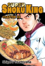 SUPER SHOKU KING, Chapter 35