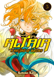 Altair: A Record of Battles Volume 5