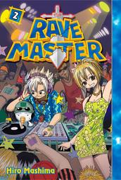 Rave Master Volume 2