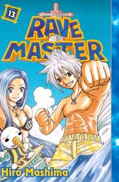 Rave Master Volume 13
