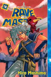 Rave Master Volume 18