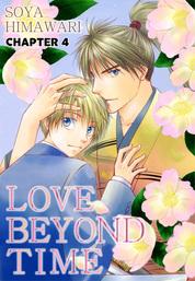 LOVE BEYOND TIME (Yaoi Manga), Chapter 4