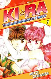 KIRA THE LEGENDARY FAIRY, Volume Collections