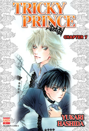 TRICKY PRINCE (Yaoi Manga), Chapter 7