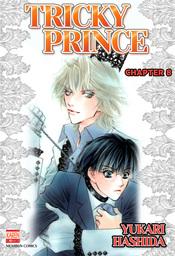 TRICKY PRINCE (Yaoi Manga), Chapter 8