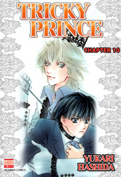 TRICKY PRINCE, Chapter Collections