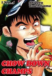 CHOW DOWN CHAMPS, Volume 4