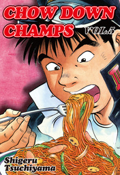 CHOW DOWN CHAMPS, Volume 5