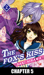 THE FOX'S KISS, Chapter 5