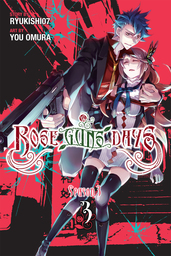Rose Guns Days Season 3, Vol. 3