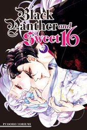 Black Panther and Sweet 16 Volume 7