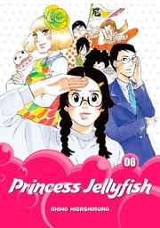 Princess Jellyfish Volume 8
