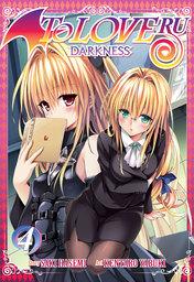To Love Ru Darkness Vol. 4
