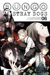 Bungo Stray Dogs, Vol. 6