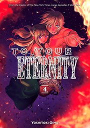 To Your Eternity Volume 4