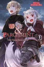 Wolf & Parchment: New Theory Spice & Wolf, Vol. 2