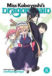 Miss Kobayashi's Dragon Maid Vol. 6
