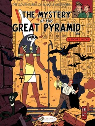 Blake & Mortimer - Volume 2 - The Mystery of the Great Pyramid (Part 1)