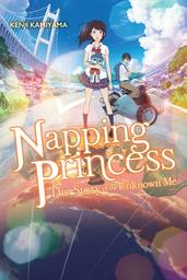 Napping Princess Light Novel