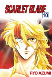 SCARLET BLADE, Volume 10