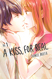 A Kiss, For Real