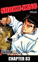SHOKU-KING, Chapter 83