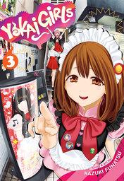 Yokai Girls Vol. 3