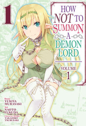 How NOT to Summon a Demon Lord Manga