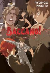 Baccano!, Vol. 8