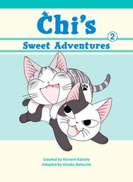 Chi's Sweet Adventures Volume 2