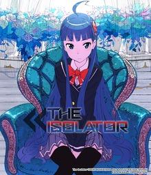 The Isolator, Vol. 1: Bookshelf Skin (Light Novel)