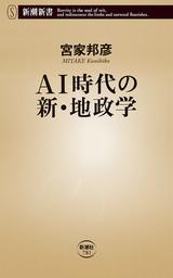 AI時代の新・地政学(新潮新書)