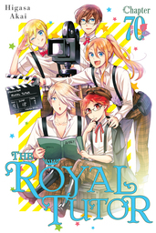 The Royal Tutor, Chapter 70