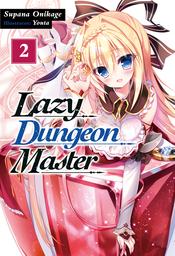 Lazy Dungeon Master: Volume 2
