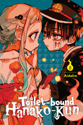 Toilet-bound Hanako-kun, Vol. 8