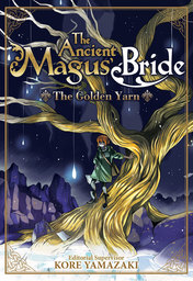 The Ancient Magus' Bride Light Novel