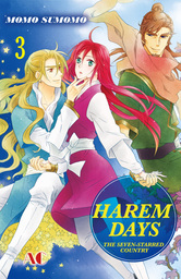 HAREM DAYS THE SEVEN-STARRED COUNTRY, Volume 3