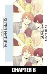 SUPER NATURAL (Yaoi Manga), Chapter 6