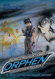 Sorcerous Stabber Orphen: The Wayward Journey Volume 3