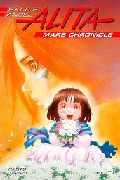 Battle Angel Alita Mars Chronicle Volume 5