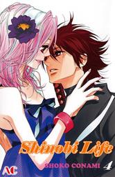 Shinobi Life, Volume 4